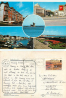 Douglas, Isle Of Man Postcard Posted 1995 Stamp - Isola Di Man (dell'uomo)