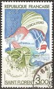 France - 1974 - Golfe De Saint-Florent (Corse) - YT 1794 Oblitéré