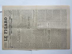 Journal Le Figaro 1945 16 Mars - Newspapers