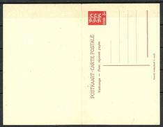 Estland Estonia Postal Stationery Ganzsache 1933 Sauber Ungebraucht/unused/clean - Estonie