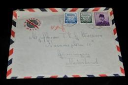 6- Envelop Uit  Indonesië