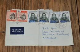 7- Envelop Uit  Indonesië