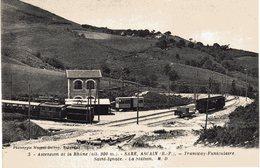 SARE, ASCAIN  -  Ascension De La Rhune  -  Tramway  -  Funiculaire - Sare