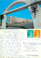 Hotel Farragut, Ciudadela, Menorca, Spain Postcard Posted 1982 Stamp - Menorca