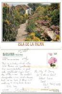 Villa De Mazo, La Palma, Spain Postcard Posted 2009 Stamp - La Palma