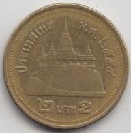 @Y@  Thailand   2  Bath    ( 5049 ) - Thaïlande