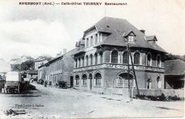 Cpa Apremont--cafe-hotel Thierry Restaurant - Altri Comuni