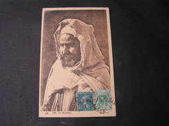 Algerien Karte  To Yugoslavien  1935 - Algerien (1924-1962)