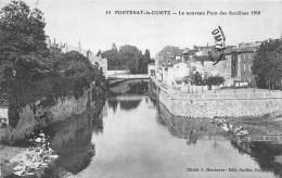 85 - Fontenay-le-Comte - Le Nouveau Pont Des Sardines - 1910 - Fontenay Le Comte