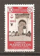 Marruecos Español - Edifil 362 - Yvert  436 (MH/*) - Marruecos Español