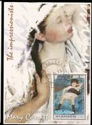 Afghanistan & Impressionism,  1844-1926, Marry Cassatt 2003 (1) - Afghanistan