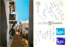 Binibeca, Menorca, Spain Postcard Posted 1983 Stamp - Menorca