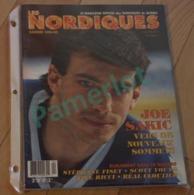 Hockey Canada - Nordiques De Quebec, Joe Sakic , Stephane Fiset, Scott Young, Mike Ricci Saison 1994-95,   - 32 Pages - Hockey - NHL
