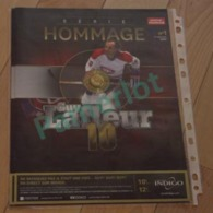 Hockey Canada -Serie Hommage Poster Géant Guy Lafleurs 42 X 56 Cm Ouvert  #1 - Hockey - NHL