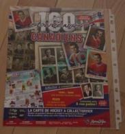 Hockey Canada -Serie Hommage Poster Géant100 Ans De Souvenirs Affiche 42 X 56 Cm Ouvert #8 - Hockey - NHL