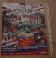 Hockey Canada -Serie Hommage Poster Géant100 Ans De Gloire Avec Les Canadiens Affiche 42 X 56 Cm Ouvert #10 - Hockey - NHL