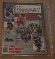 Hockey Canada - Magazine Hockey Canadien, Appercu Selection LNH 1996, 164 Pages - Hockey - NHL