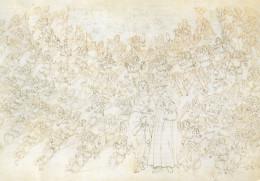 Sandro Botticelli, Art Painting Postcard Unposted - Paintings