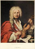 Anonymous, Antonio Vivaldi, Art Painting Postcard Unposted - Peintures & Tableaux