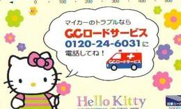 Télécarte Japon HELLO KITTY (793) BD COMICS * CAT * CAT * CHAT * Katze PHONECARD JAPAN * TELEFONKARTE - Comics