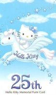 Télécarte Japon HELLO KITTY (800) BD COMICS * CAT * CAT * CHAT * Katze PHONECARD JAPAN * TELEFONKARTE - BD