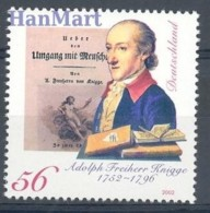 Germany - Federal Republic 2002 Mi 2241 MNH -  Books Writers / Poets  ( ZE5 GRM2241 )