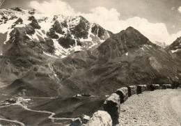 - 05 - COL Du LAUTARET 2058 M. (Htes-Alpes) - Route Du Galibier Et Glacier De L'Homme - - Non Classés