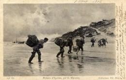 62 Pêcheurs D´EQUIHEN Par G.MARONIEZ - France
