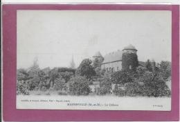 54.- MANONVILLE .- Le Château - Frankreich