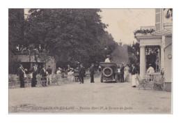 BE- SAINT GERMAIN EN LAYE EN YVELINES PAVILLON HENRI IV LA TERRASSE DU JARDIN - St. Germain En Laye (Château)