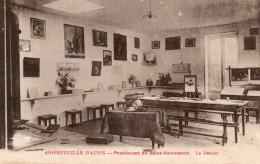 (17) AIGREFEUILLE D'AUNIS Le Pensionnat Saint Sacrement , Le Dessin (Charente Maritime) - Sin Clasificación