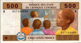 GABON  500 FRANCS De 2001 Pick 406 Et 1000 FRANCS De 2002 Pick 407   UNC/NEUF - Gabon