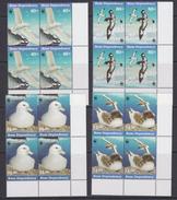 Ross Dependency 1997 Sea Birds WWF 4v  Bl Of 4  (corners) ** Mnh (33889G) - Ongebruikt