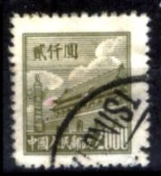 Cina-F-283 - 1950 - - 1949 - ... Repubblica Popolare