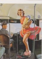 A FARE LOSER ( Art Frahm ) 1953 - Pin-Ups