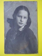 Russian Beauty. Old Photo. Pre 1917 - Persone Anonimi