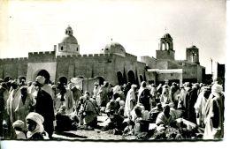 N°52811 -cpsm El Oued -le Marché- - Alger