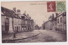 Angerville Rue D'Ouestreville - Angerville