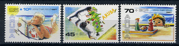 1987 - ARUBA - Catg.. Mi. 34/36 - NH - (AD85348.14) - Curaçao, Antille Olandesi, Aruba