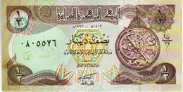 Iraq 1993, 1/2 Dinar (UNC) - Iraq