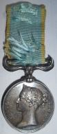 Médaille De Crimée Grande Bretagne 1854 - Médailles & Décorations