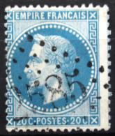 FRANCE - GC 2585 - LA MURE D'ISERE - ISERE - 1849-1876: Klassieke Periode