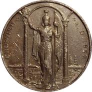 INGLATERRA. MEDALLA CONMEMORATIVA DE LA CORONACION DE EDUARDO VIII. 1.937. GREAT BRITAIN MEDAL - Royal/Of Nobility