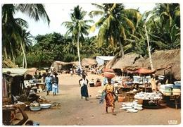 AFRICAN MARKET - AFRICAIN MARCHE' - NVG FG - C298 - Cartoline