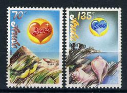 1988 - ARUBA - Catg.. Mi. 44/45 - NH - (AD85348.14) - Curaçao, Antille Olandesi, Aruba
