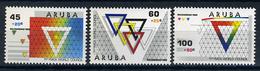 1988 - ARUBA - Catg.. Mi. 46/48 - NH - (AD85348.14) - Curaçao, Antille Olandesi, Aruba