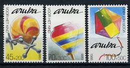 1988 - ARUBA - Catg.. Mi. 51/53 - NH - (AD85348.14) - Curaçao, Antille Olandesi, Aruba