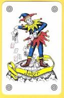 Joker : Lot De 51 Jokers étoiles Noires (dos Classiques) - Cartes à Jouer Classiques