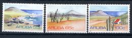 1991 - ARUBA - Catg.. Mi. 86/88 - NH - (AD85348.16) - Curaçao, Antille Olandesi, Aruba