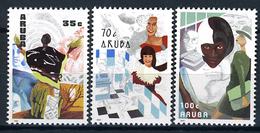 1991 - ARUBA - Catg.. Mi. 89/91 - NH - (AD85348.16) - Curaçao, Antilles Neérlandaises, Aruba